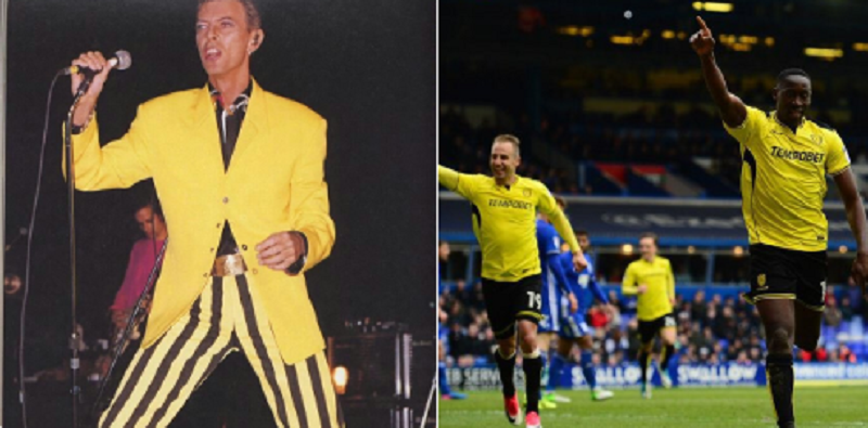 """Hannah Al-Othman's """"David Bowie as League One football teams"""" is the silliest and best of its kind"""