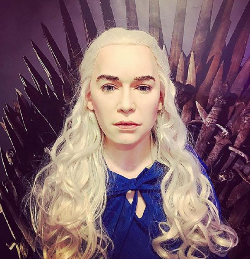 Dublin's terrible Daenerys Targaryen wax figure got a next-level roasting – 18 hilarious comments