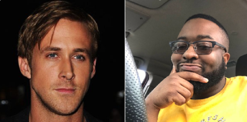 The internet has found a new Ryan Gosling lookalike and it's very special