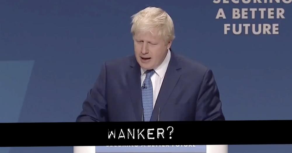 The brilliant Cassetteboy's done Boris Johnson's leadership bid and it's got our vote