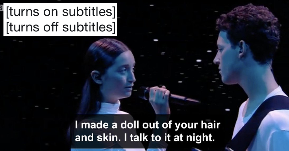 Simply 21 funny tweets about Eurovision
