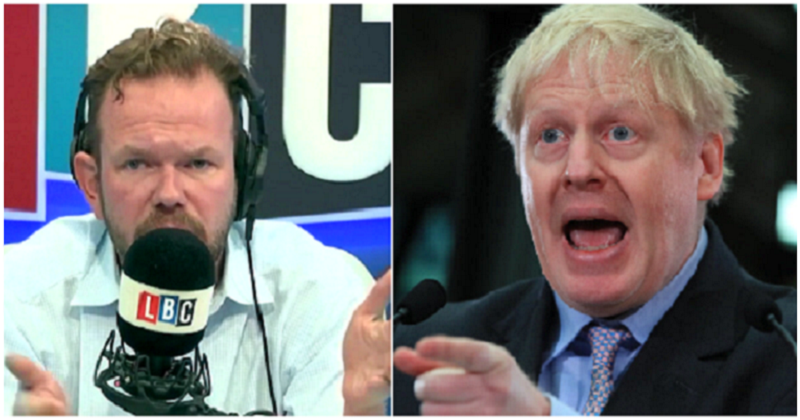 This Boris Johnson fan on LBC couldn't name any of the MP's Conservative values