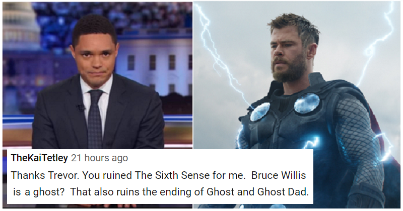 The Daily Show has some hilarious tips for avoiding Endgame spoilers