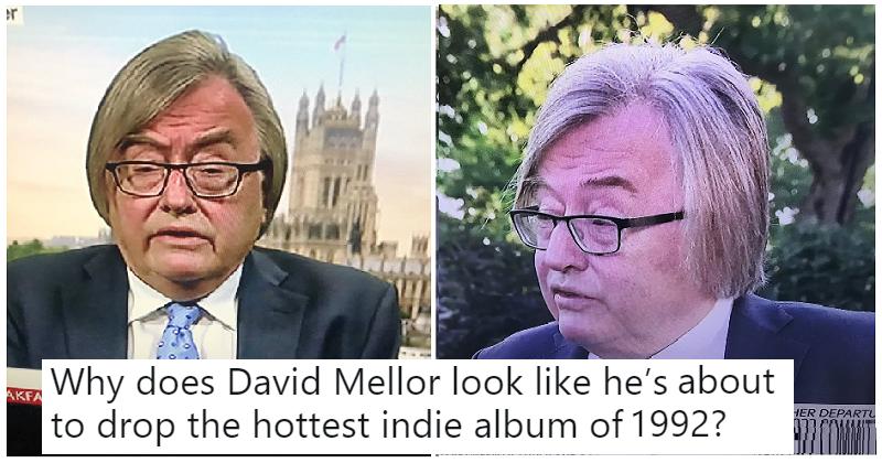 David Mellor had thoughts on B...
