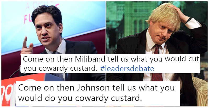 This Boris Johnson tweet hasn't aged well – the only six reactions you need