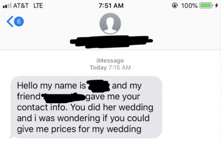 A homophobic bride fired a make-up artist for being gay and the internet didn't hold back