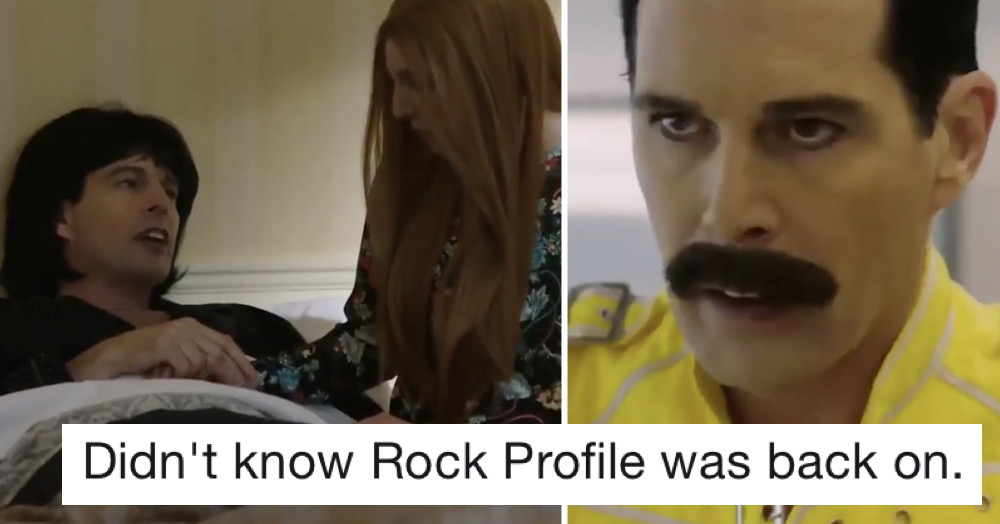 C5's Freddie Mercury biopic makes Bohemian Rhapsody look like the best film ever