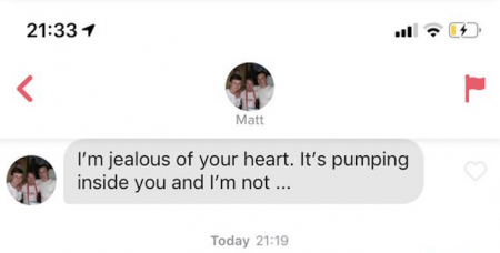 This guy fat-shamed a woman on Tinder and got entirely the responses he deserved