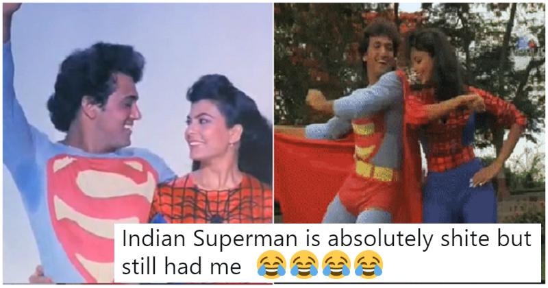 """""""Indian Superman"""" is so bad it's absolutely brilliant"""