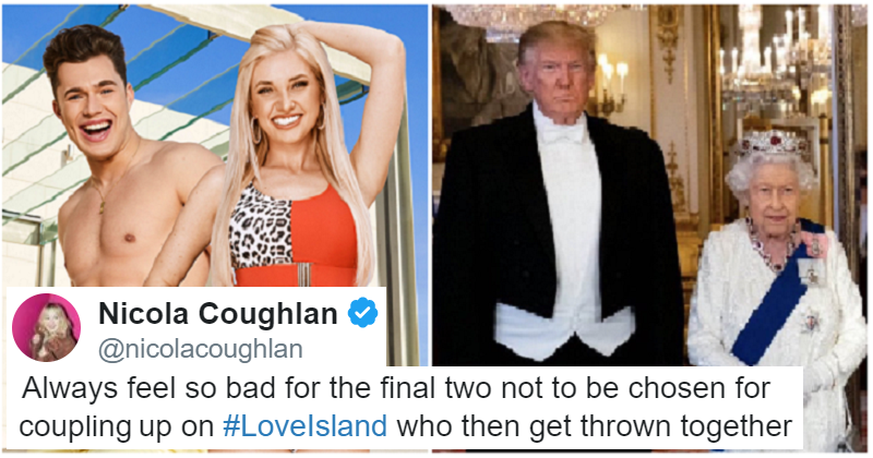 Simply 17 funny things people have been saying about Love Island