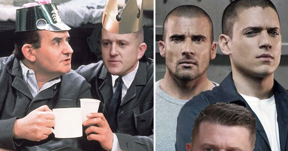 11 times people photoshopped Tommy Robinson into their favourite prison film or TV show