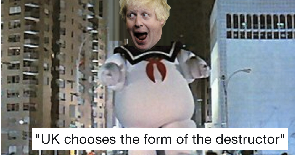 Boris Johnson is the new Tory leader and will be PM tomorrow – the nation reacts!
