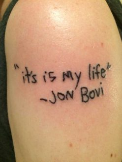Just 10 tattoos people probably won't be showing off on National Tattoo Day