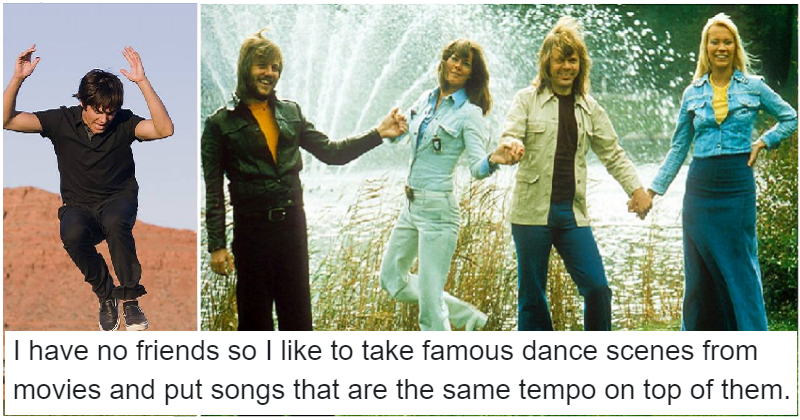 Famous movie dance scenes set to different songs are our new favourite distraction