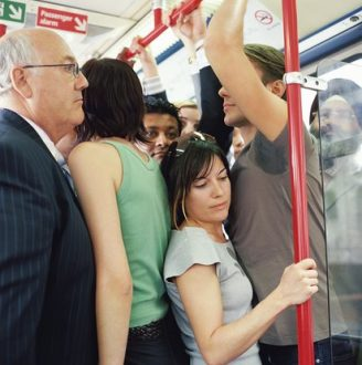 8 times people were excruciatingly antisocial on public transport