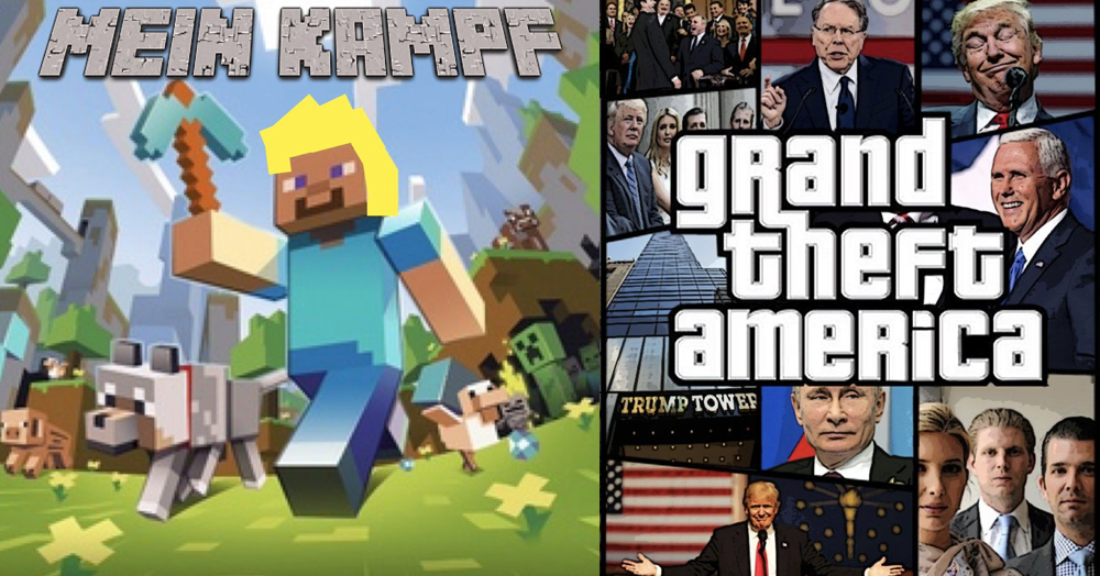 Donald Trump wants to ban violent video games so we asked you for