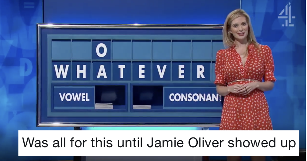 People are enjoying this Channel 4 video in which its stars read out viewer complaints about them