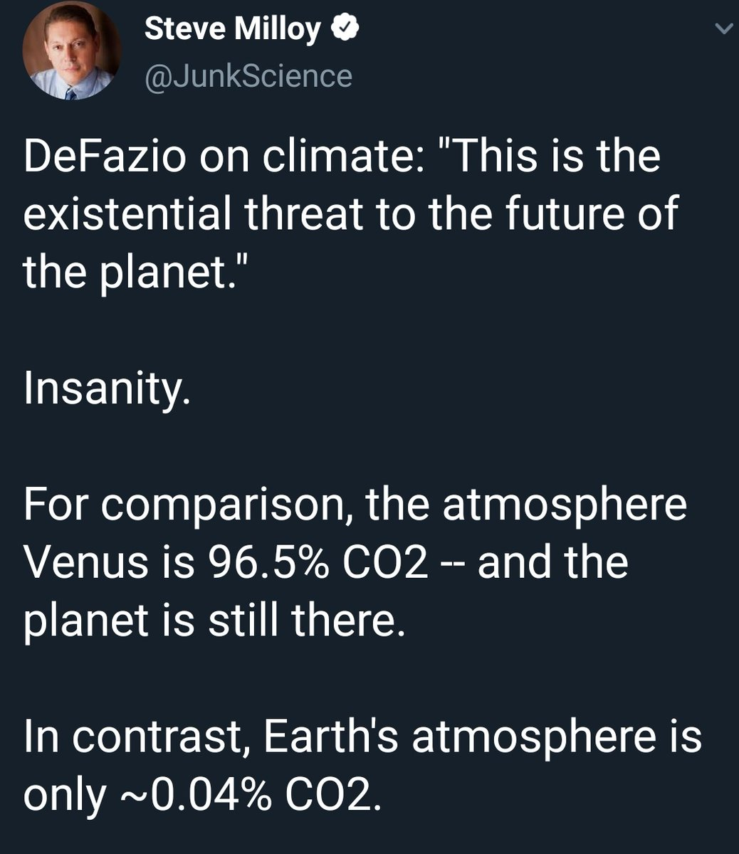 Jemaine Clement's response to this climate change denier was out of this world