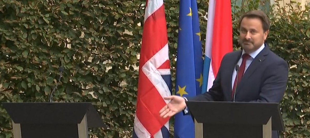 Boris Johnson chickened out of a Luxembourg press conference – 9 funniest responses