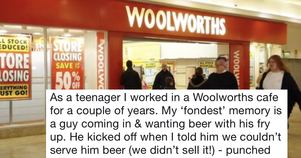 People are sharing the craziest stuff that happened at shops where they worked – 21 favourites