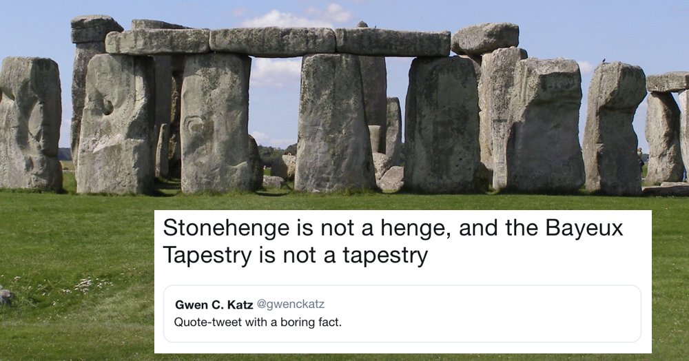 People have been sharing their boring facts but they're actually rather interesting