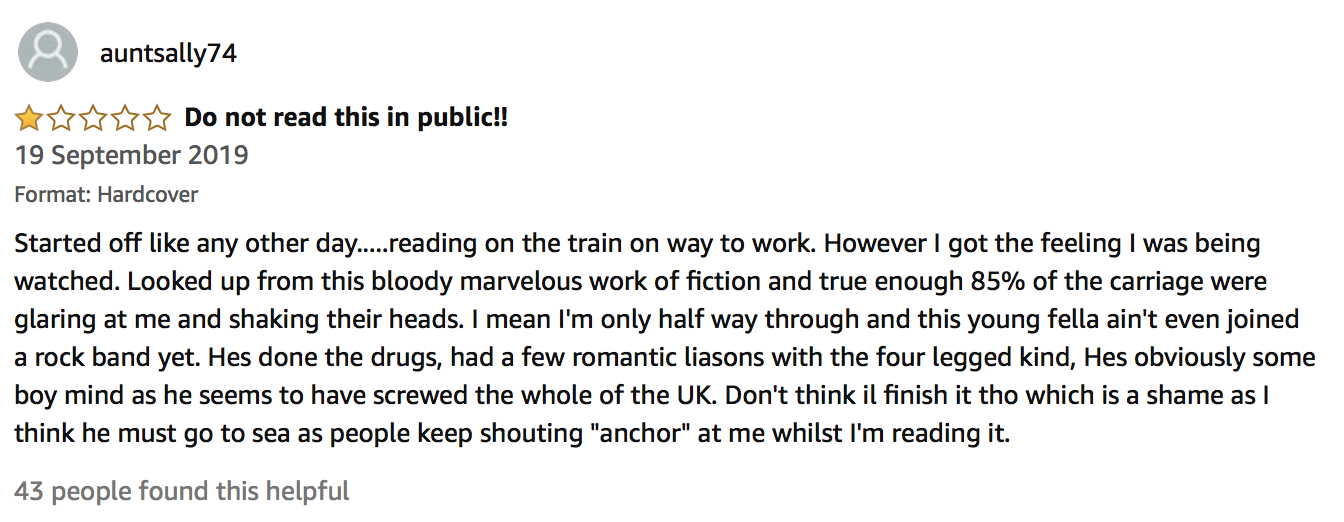 This 1-star review of David Cameron's book is a 5-star read