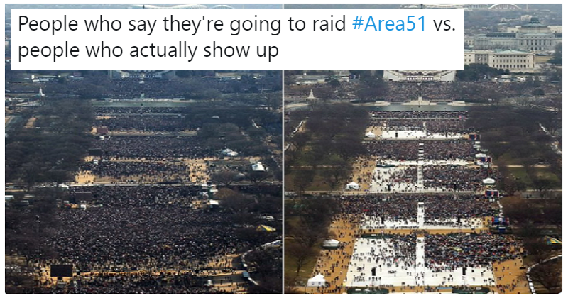 17 of the best memes on the proposed storming of Area 51