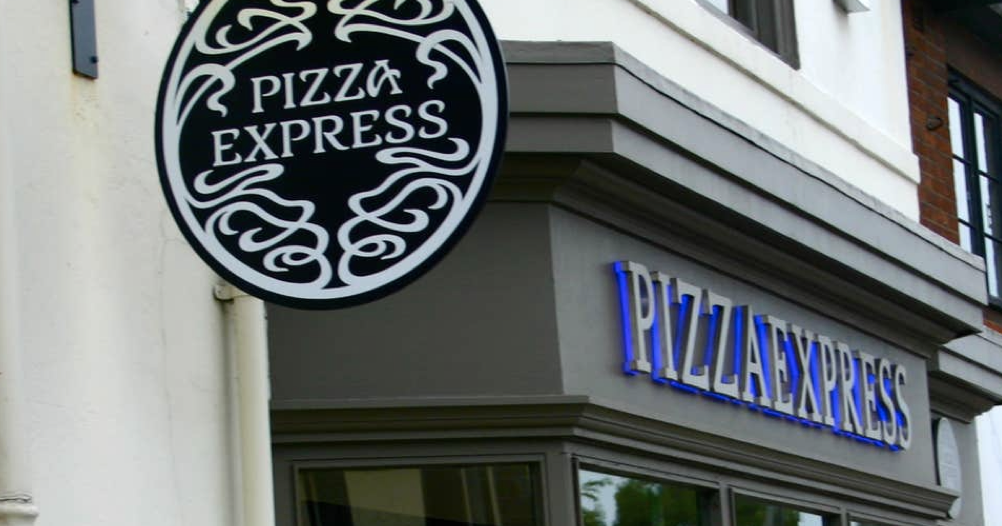 There are fears that Pizza Express could fold and the entire internet made the same joke