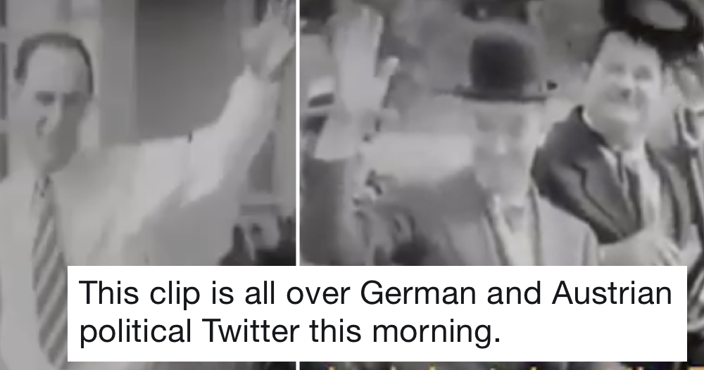 This Laurel & Hardy clip went viral because it perfectly captures the time it's taking Britain to leave the EU