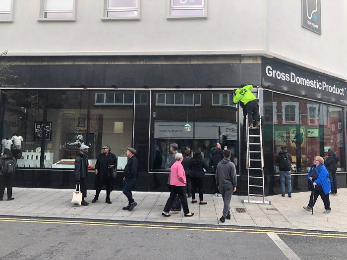 Banksy has opened a shop in Croydon and it's as subversive as you'd expect
