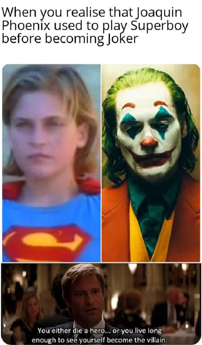 People are reacting to the new Joker with memes – 14 of the best