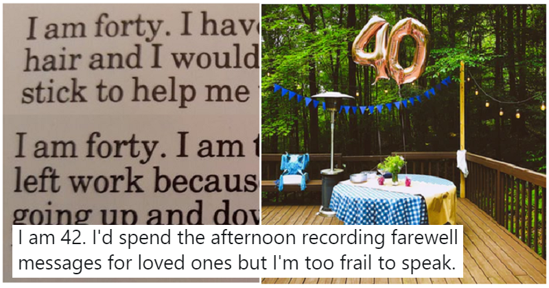 These messages from primary schoolchildren to 40-year-olds are hilariously alarming