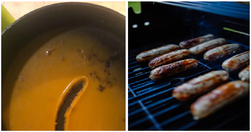 Who can solve the mystery of the missing sausage?
