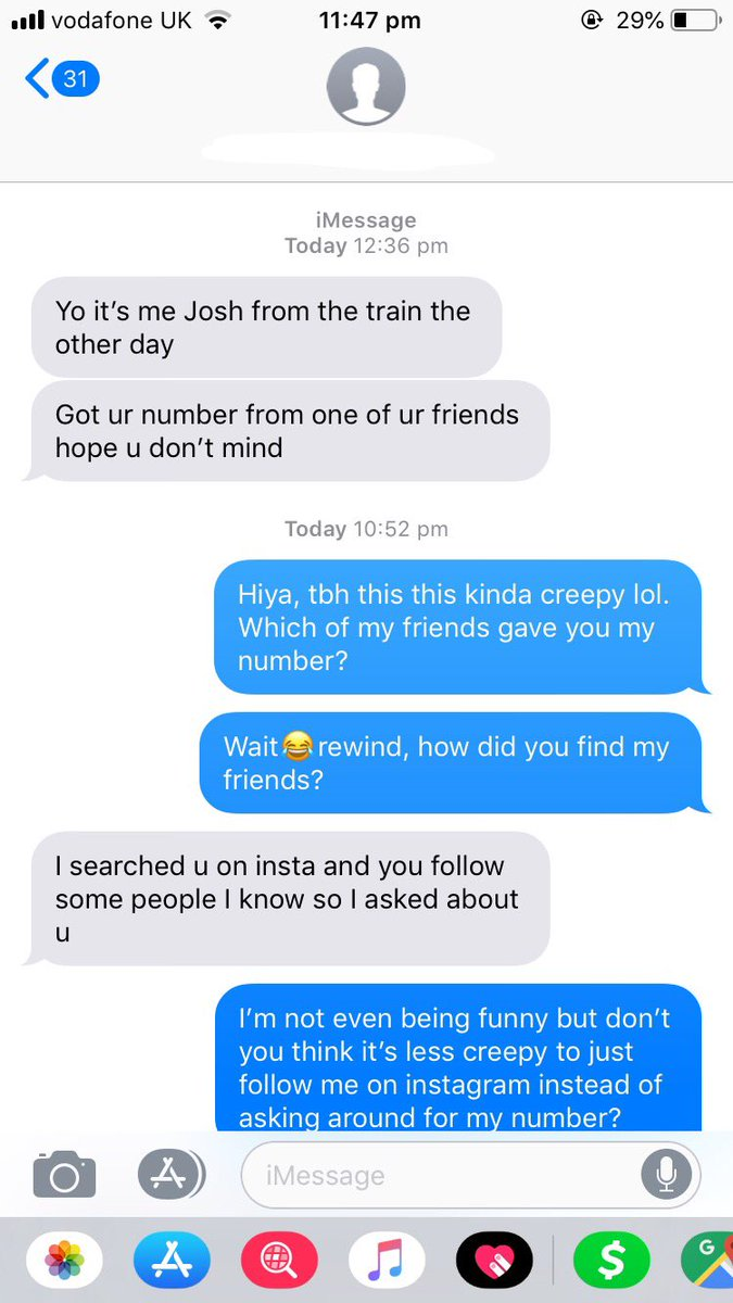 The way this guy got this woman's number after he met her on the train is creeping people out