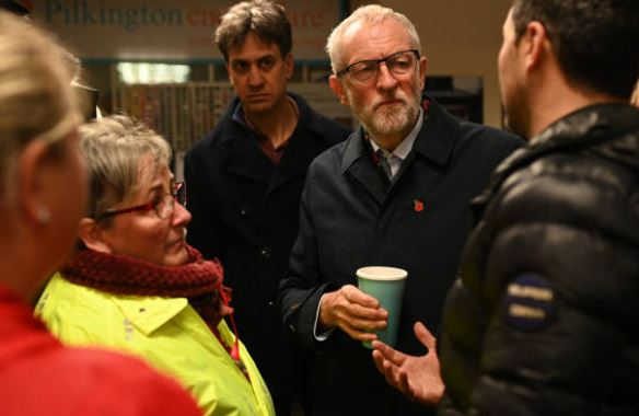 Favourite 11 things people said about those pics of Jeremy Corbyn and Ed Miliband