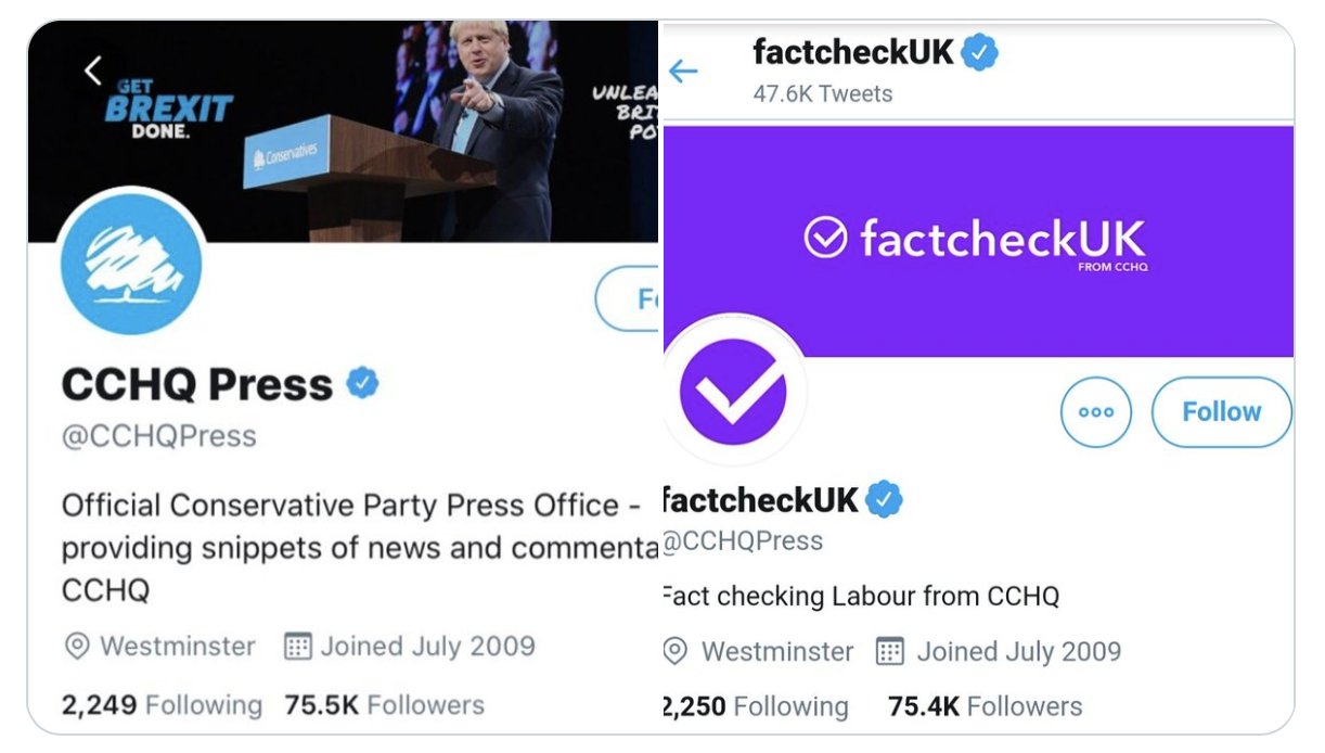 Tories accused of misleading public with 'factcheck' Twitter stunt – only 5 responses you need