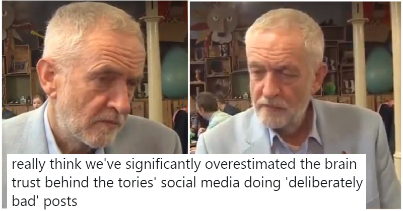 The Conservatives' attempted takedown of Jeremy Corbyn was a glorious self-own – the only 5 comments you need