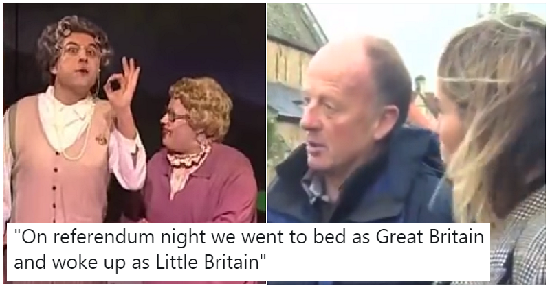This farmer's succinct description of Brexit gets 10/10 – the only 4 reactions you need