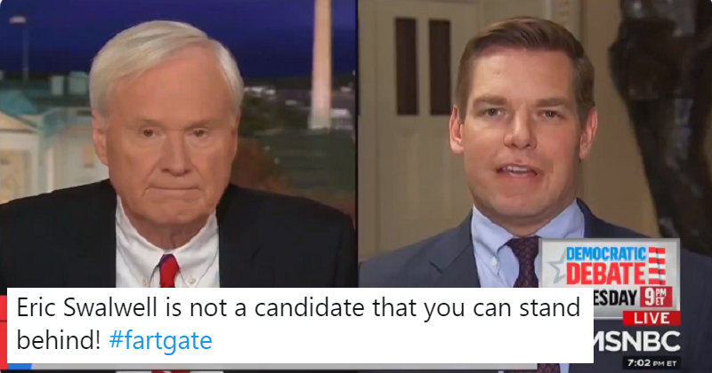 A congressman farted on live TV and became the butt of everyone's jokes – these 11 are a gas