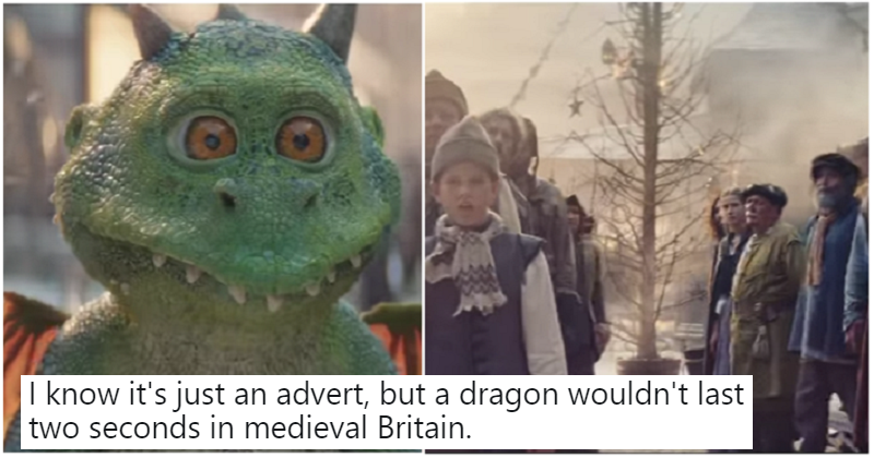 17 of the very best reactions to the new John Lewis Christmas advert