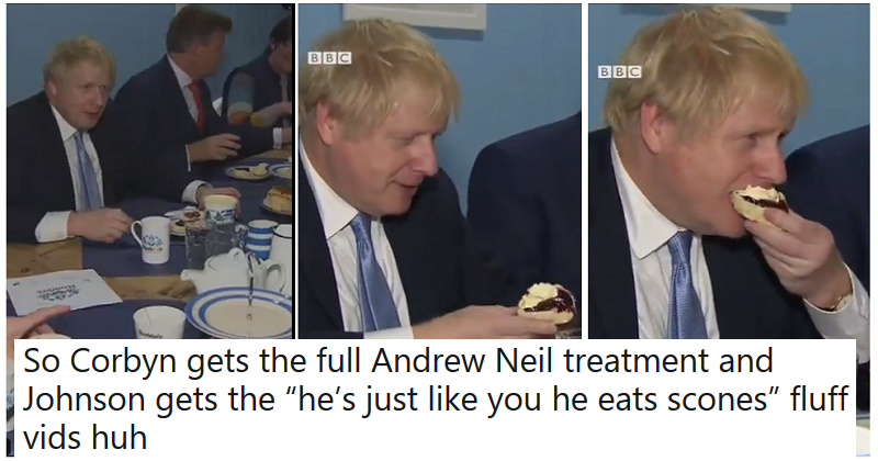 Boris Johnson weighed in on the scone debate and got creamed - the only 5 comments you need