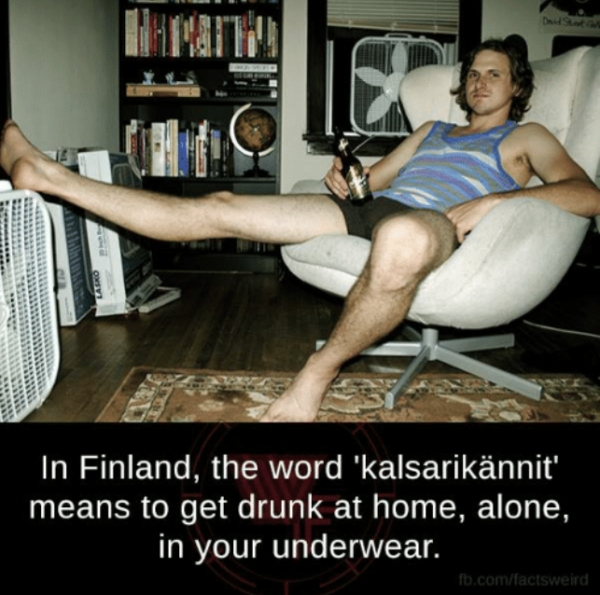This fabulous Finnish word is made even better by this Guardian think piece all about it