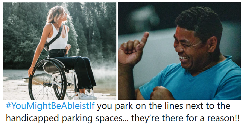 Are you ableist? 17 hints to help answer that question