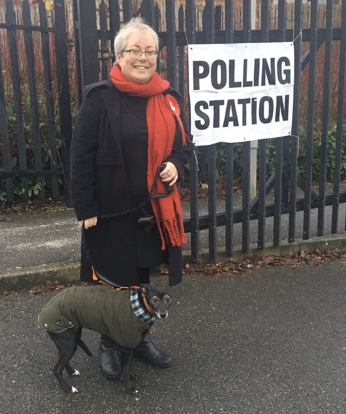21 dogs in polling stations to take your minds off the other stuff