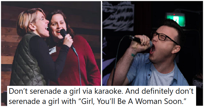 14 of the very worst karaoke crimes you can commit