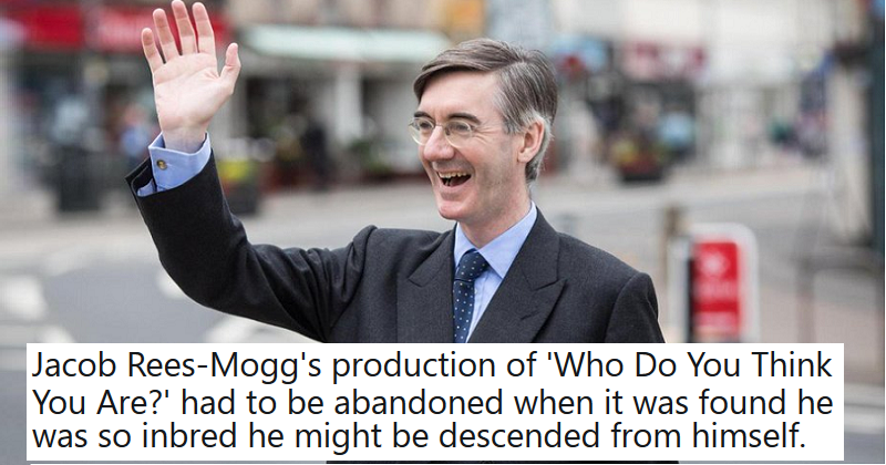 21 of our favourite Awfully British Fake TV Facts