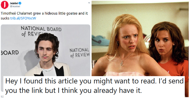 The Jezebel site got murdered with words – their own words