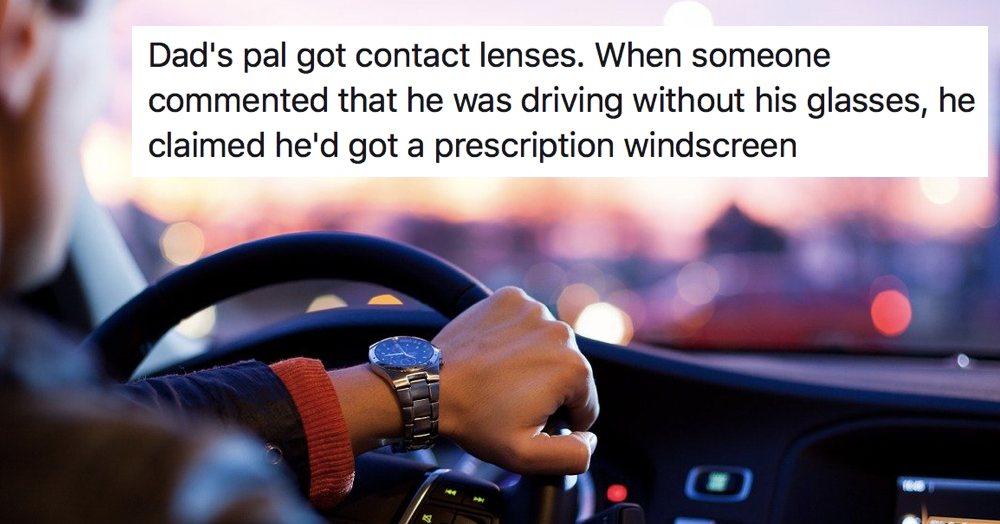 Simply 23 outrageous and very funny lies that people once got away with - the poke