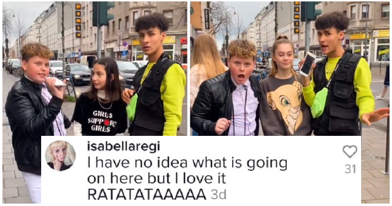 People love this sassy German TikTok even if they don't understand it
