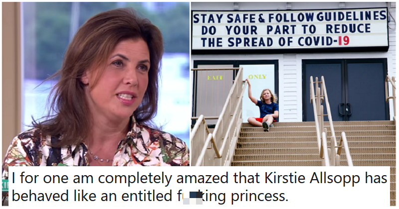Kirstie Allsopp relocated to Devon and people did not love it – the only 6 reactions you need